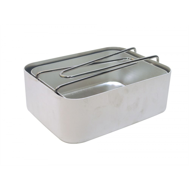 Dvoudílné nádobí Mess Tin, BCB