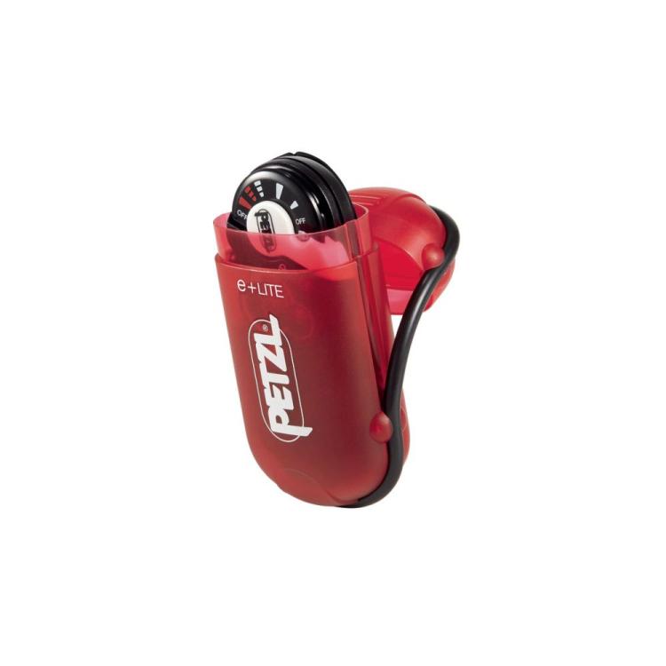 Miniaturní čelovka E+Lite, Petzl