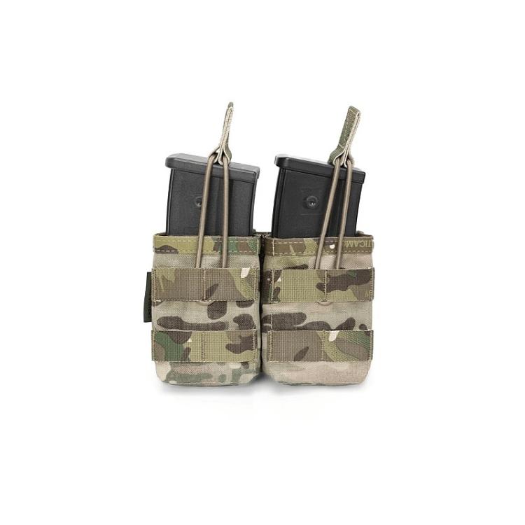 Otevřená dvojsumka na dva zásobníky, Warrior - Otevřená dvojsumka na dva zásobníky, Warrior