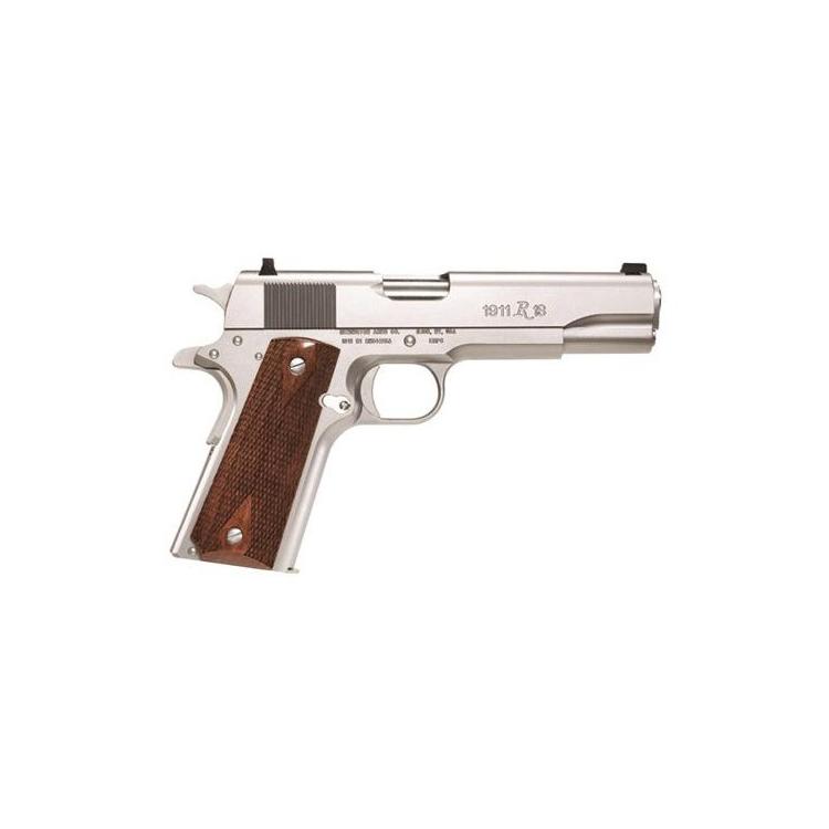 Pistole Remington 1911 R1 stainless, .45 Auto