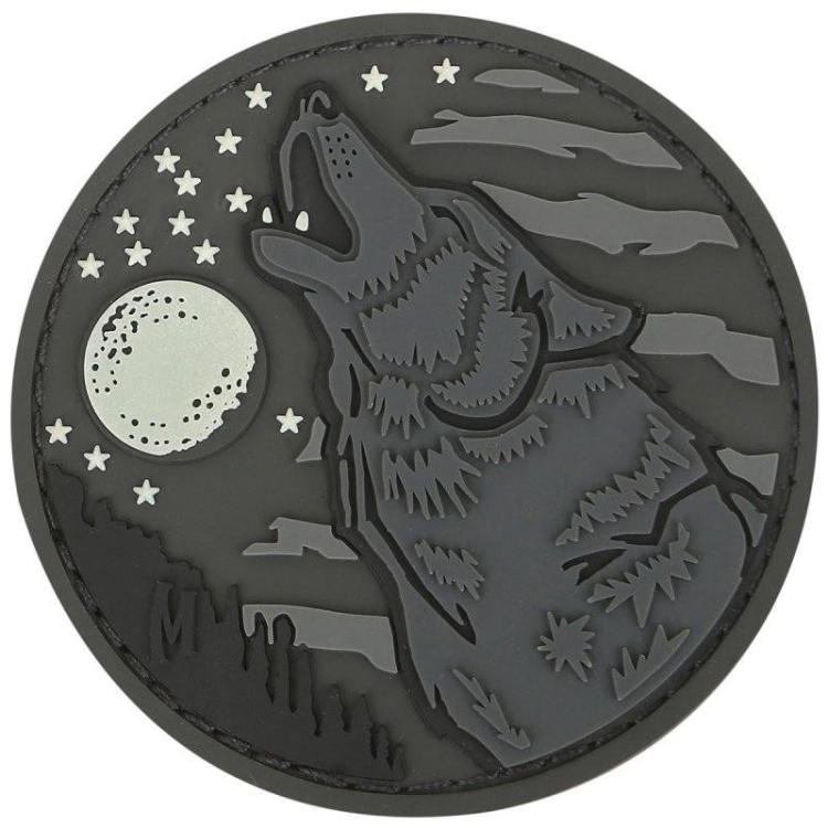 Nášivka Maxpedition Wolf