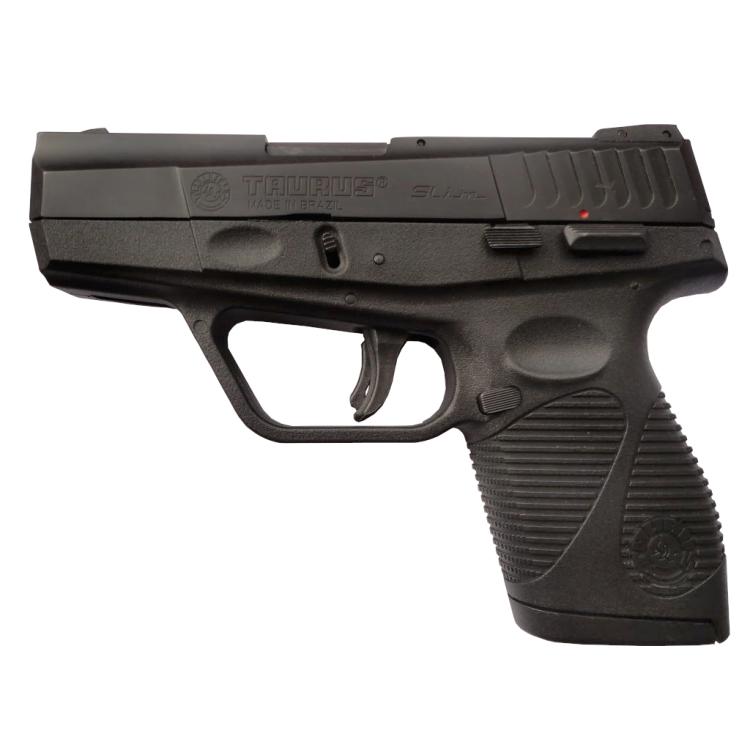 Pistole Taurus 709 Slim, ráže 9 mm Luger, černá
