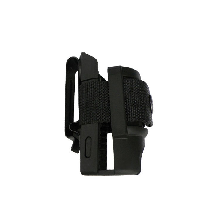 Plastové pouzdro ESP pro obranný sprej, kovový klips - Plastové pouzdro ESP pro obranný sprej, kovový klips