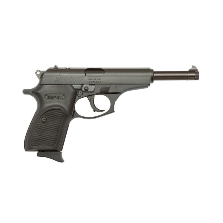 Pistole Bersa Thunder 22-6, ráže 22LR, polymer. grip, černá