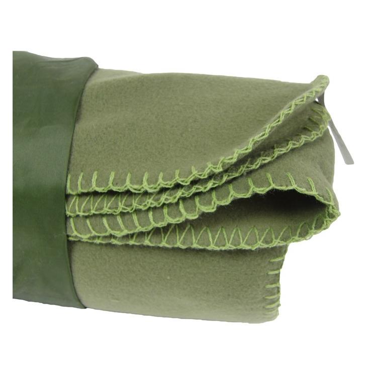 Olivová fleecová deka, Mil-Tec