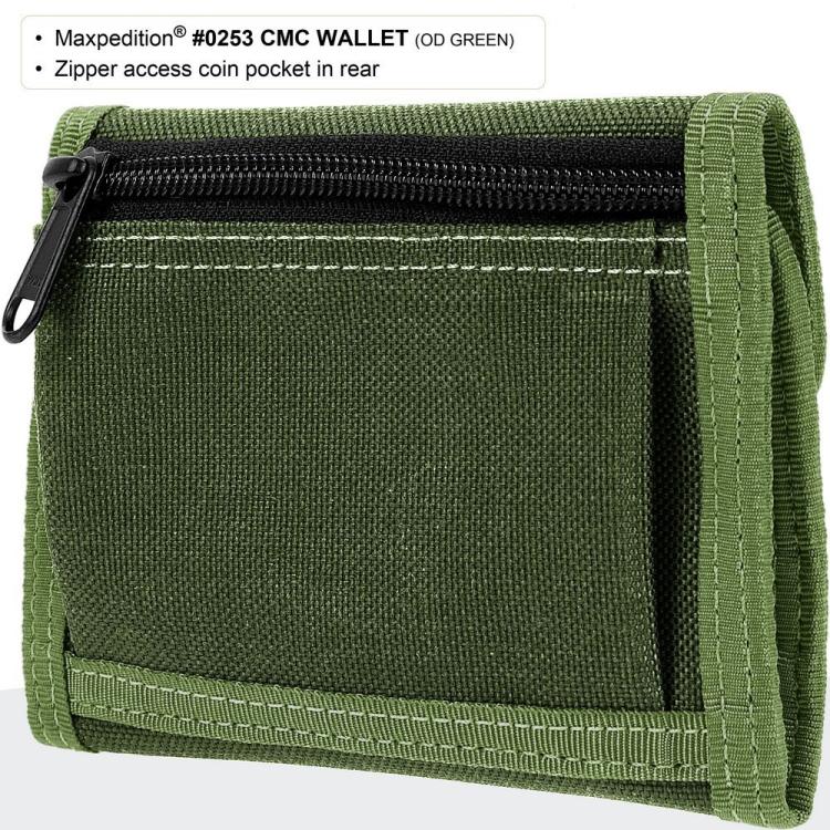 Peněženka C.M.C.™ Wallet, Maxpedition