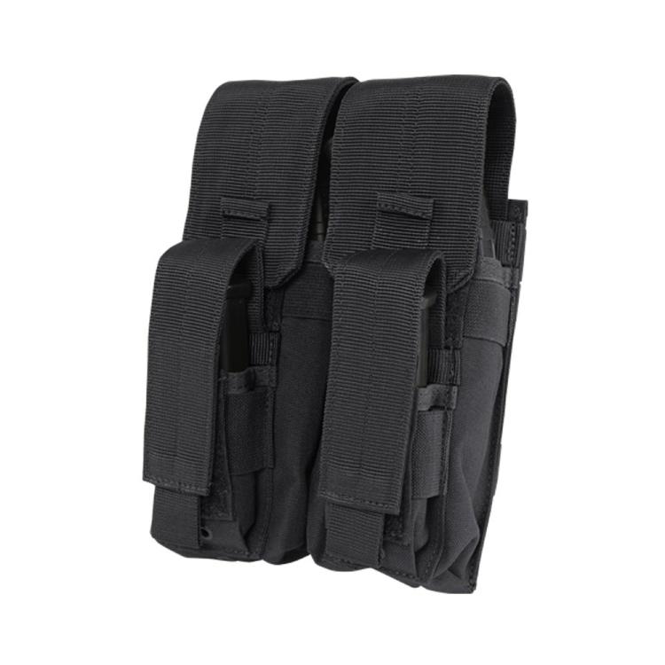 Dvojsumka na 2x AK a 2x pistolové zásobníky, Condor - Dvojsumka na 2x AK a 2x pistolové zásobníky, Condor