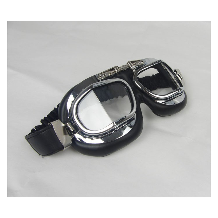 Letecké brýle RAF, chromované, Mil-Tec