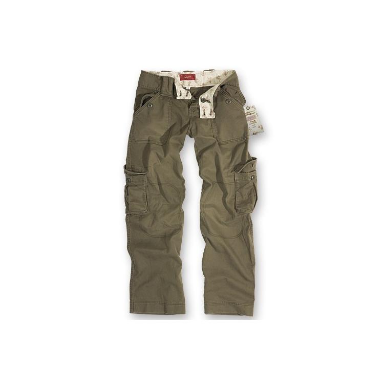Dámské kalhoty Ladies, předeprané, Surplus