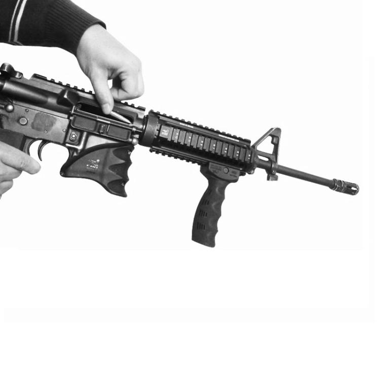 Laserová cartridge SureStrike .223 Rem, červený laser, Laser Ammo