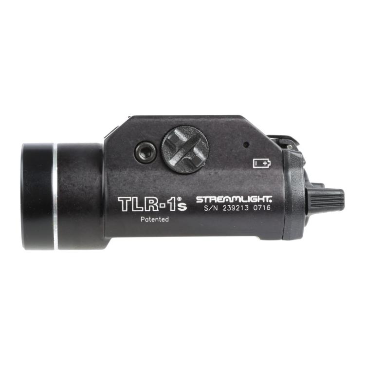 Svítilna na zbraň Streamlight TLR-1s, 300lm C4 LED dioda se stroboskopem