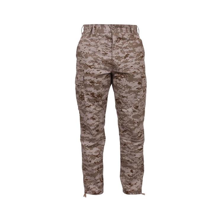 Maskovací kalhoty color BDU Camo - Maskovací kalhoty color BDU Camo