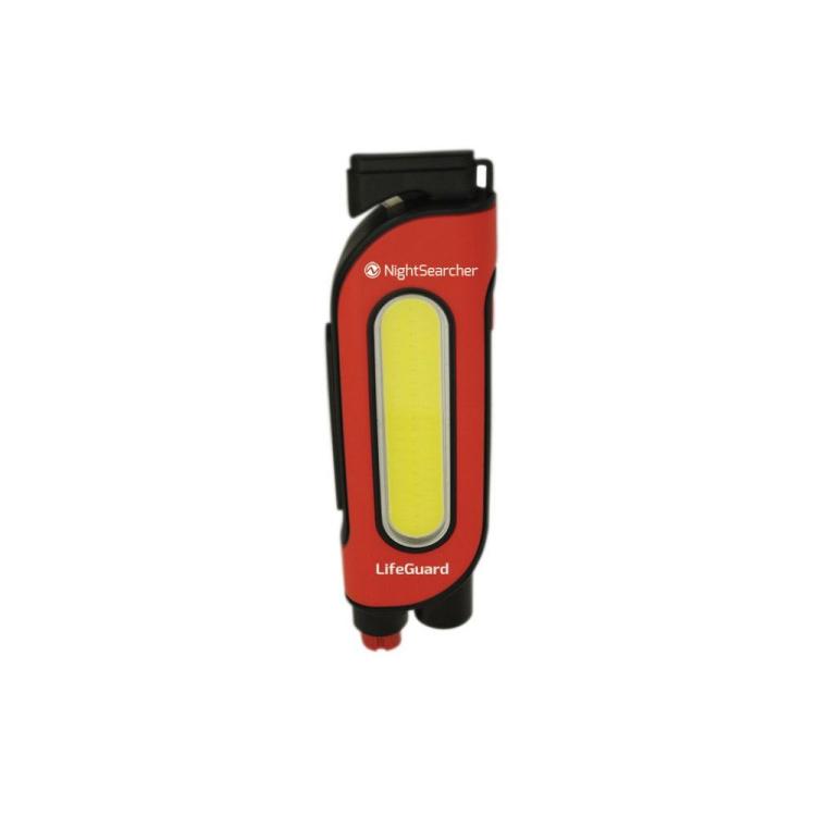 Nightsearcher LIFEGUARD multifunkční svítilna do vozidla, 200 lm