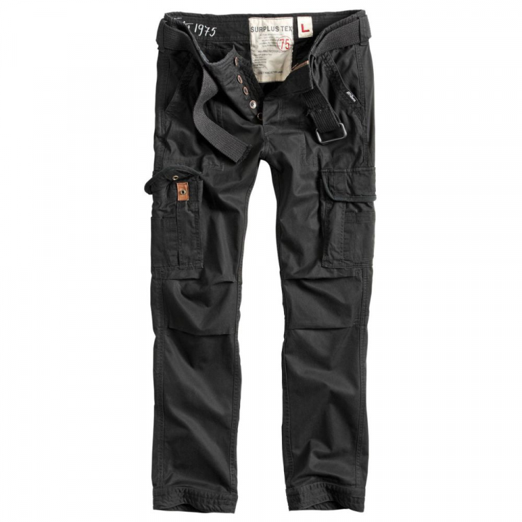 Kalhoty Premium Vintage Slimmy, Surplus - Kalhoty Surplus Premium Vintage Slimmy
