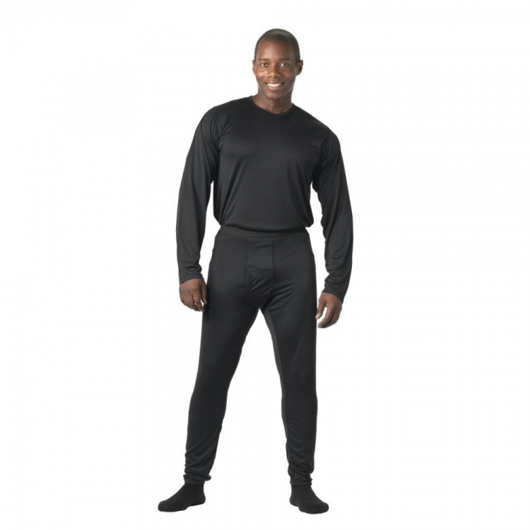 Ultralehké termo triko 3. generace, černé, Rothco - Ultra lehké termo triko 3. generace, Rothco, černé