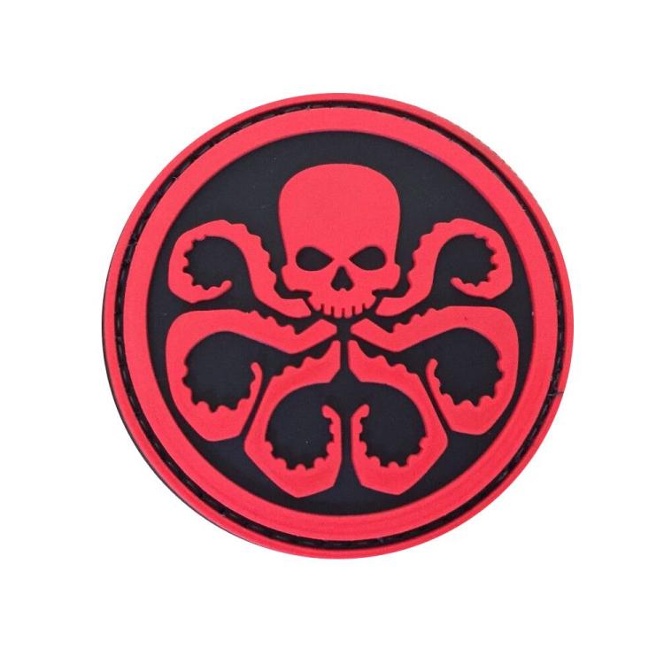 PVC nášivka The Hydra