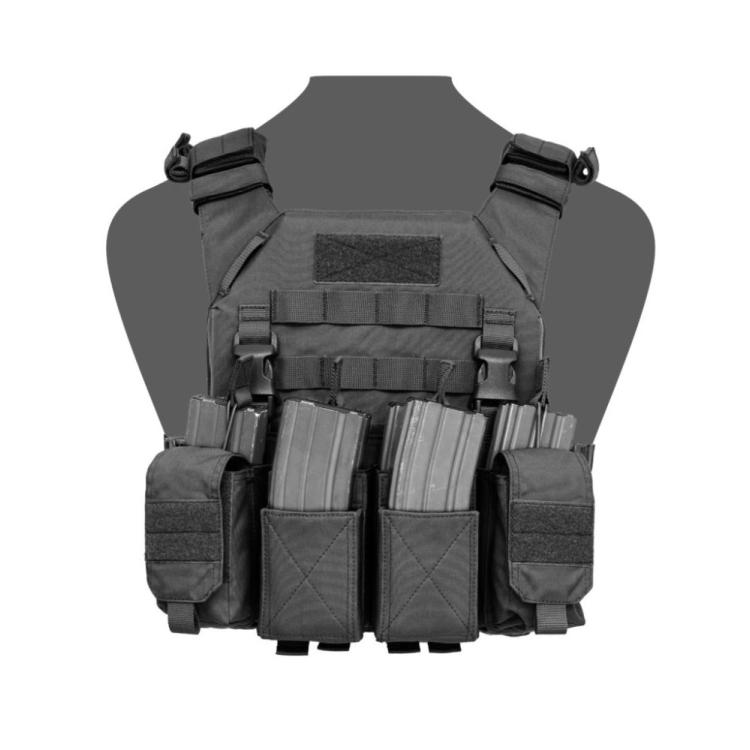 Nosič plátů Recon MK1 + Chest Rig Pathfinder, Warrior