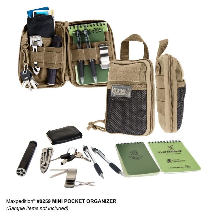 Kapesní organizér Mini Pocket Organizer, Maxpedition
