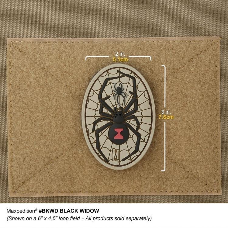 Nášivka Black Widow, Maxpedition