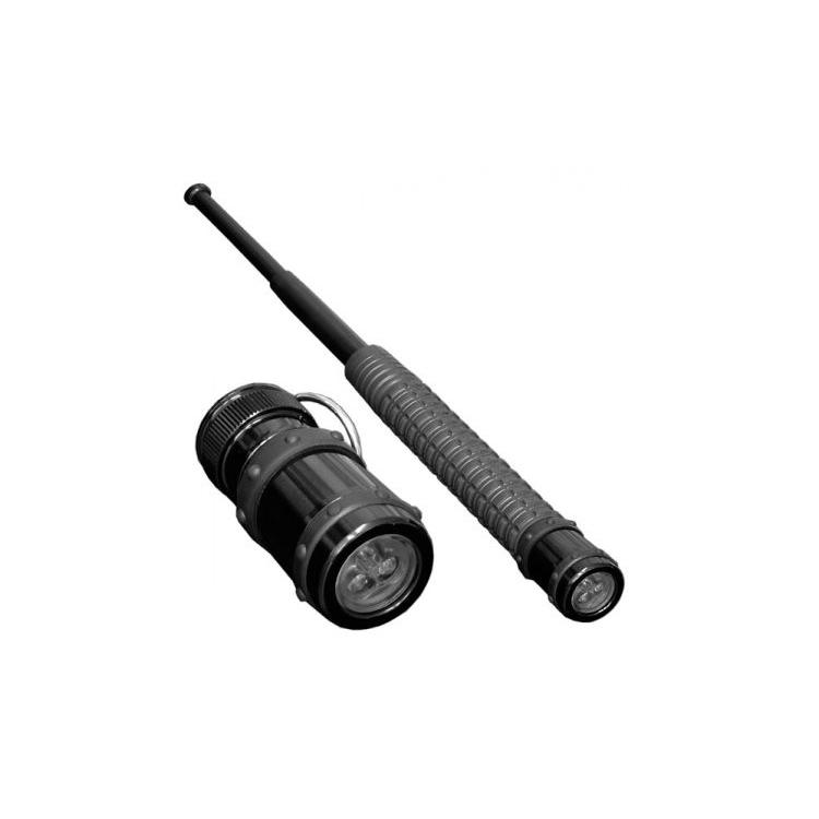 LED Svítilna k teleskopickému obušku, koncovka, ESP - LED Svítilna k teleskopickému obušku, koncovka