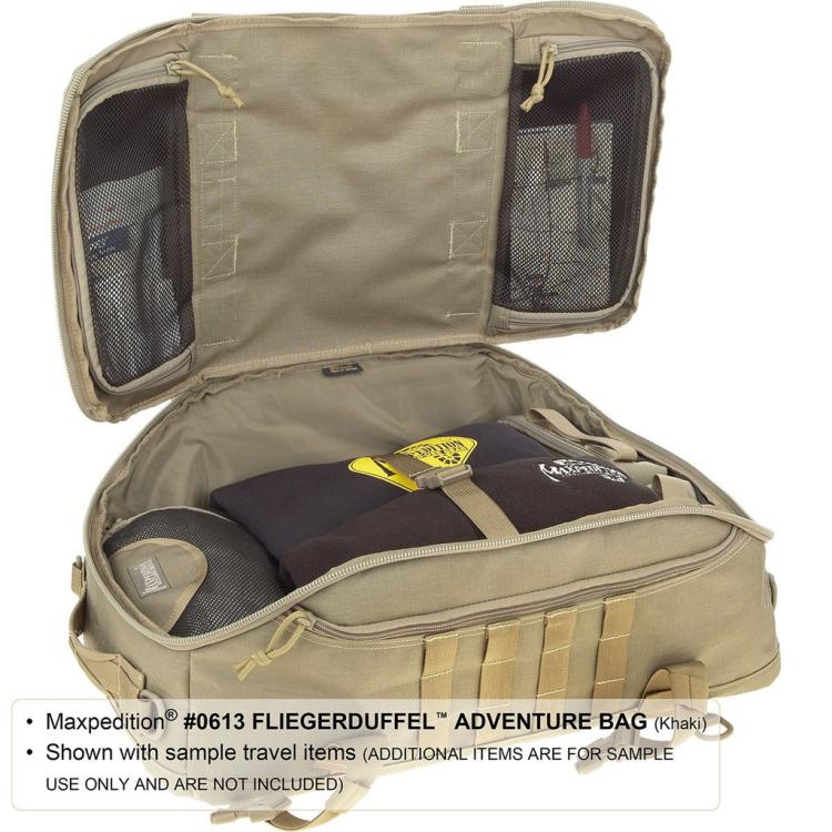 Cestovní taška Fliegerduffel™, 42 L, Maxpedition - Cestovní taška Maxpedition Fliegerduffel Adventure Bag