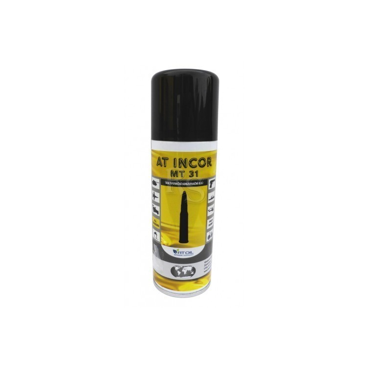 Konzervační olej AT INCOR MT 31, sprej, AT-Oil