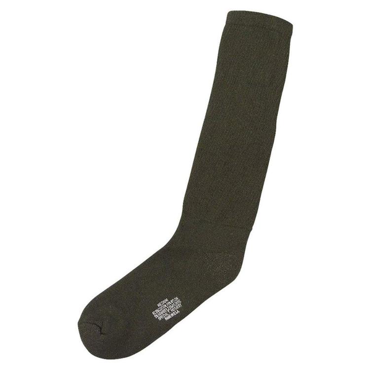 Ponožky U.S. Army X-Static s měkčeným chodidlem, olivové, Rothco