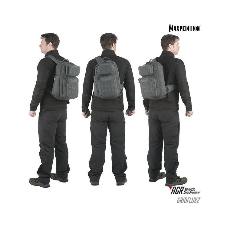Batoh přes rameno AGR GRIDFLUX™ v2.0 Sling Pack, Maxpedition