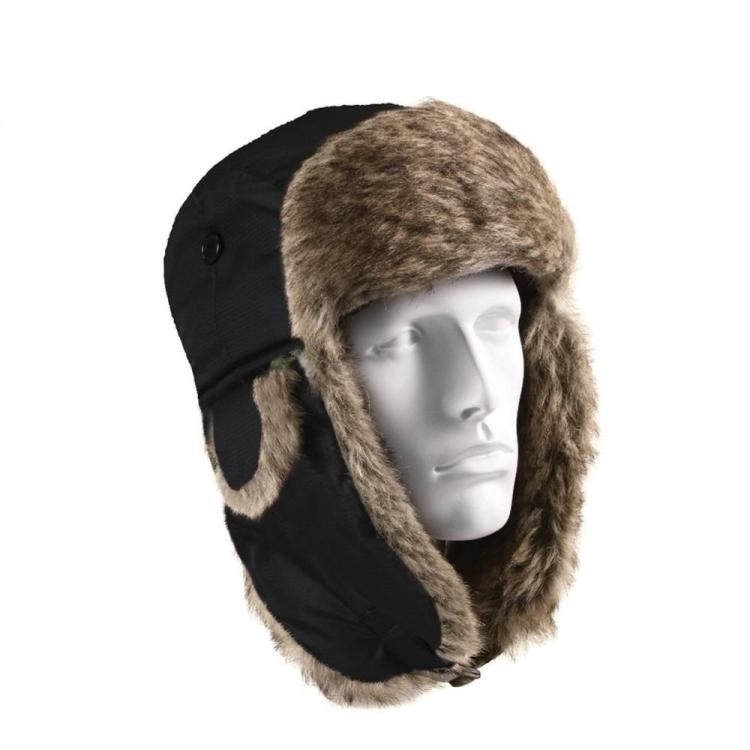 Beranice Vintage Flyers Hat, černá, Rothco