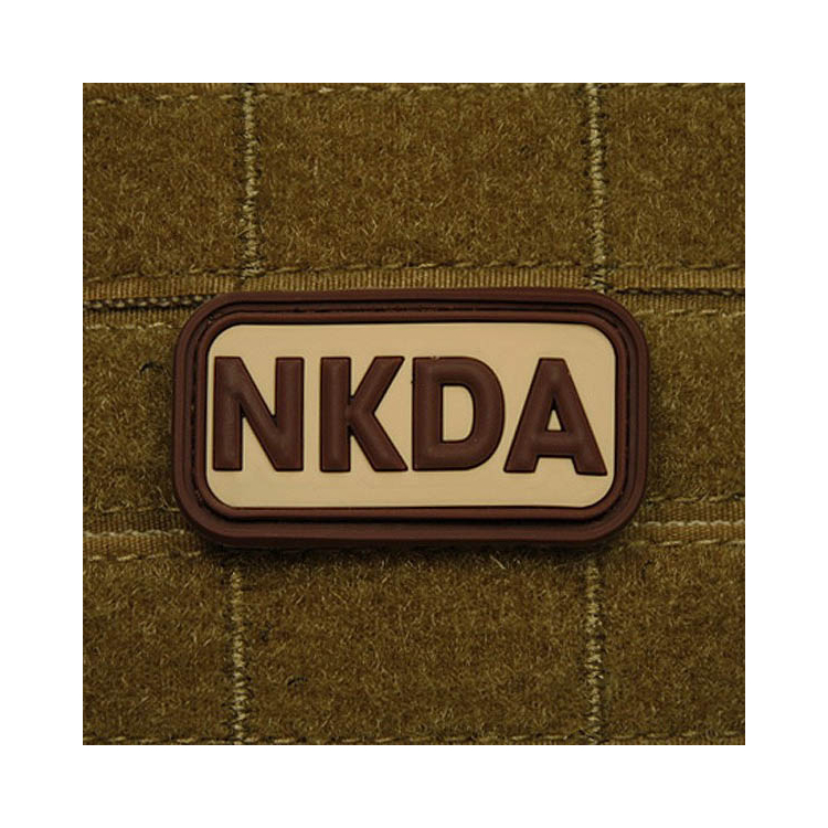 Nášivka JTG NKDA