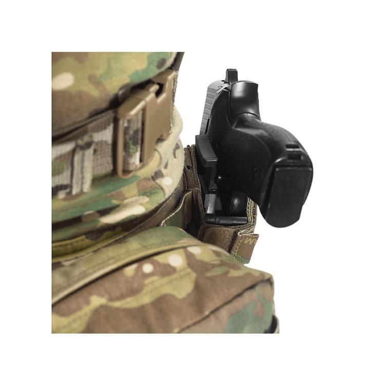 Univerzální pistolové pouzdro UPH, Warrior - Univerzální pistolové pouzdro UPH, Warrior