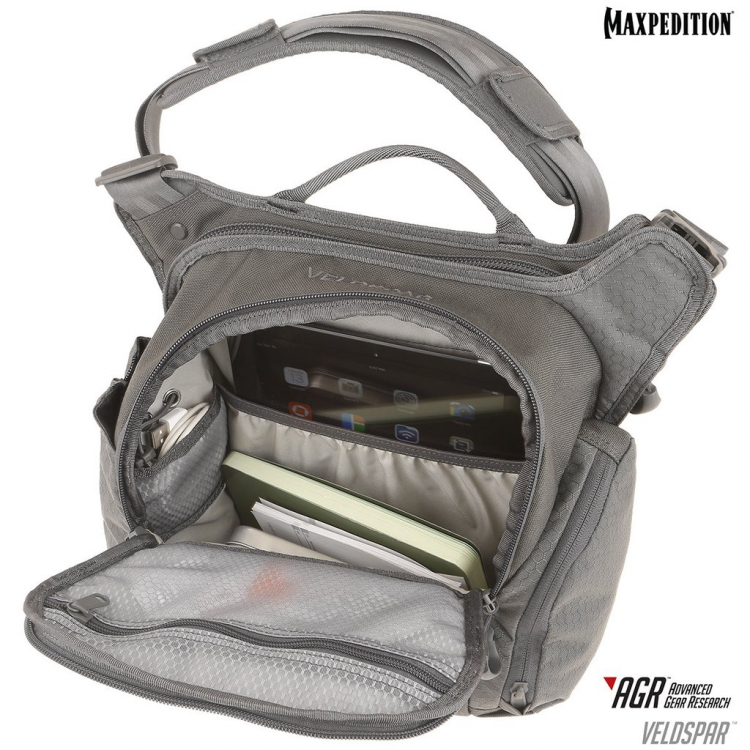Taška přes rameno Veldspar™, 8 L, Maxpedition - Taška přes rameno Maxpedition AGR™ VELDSPAR