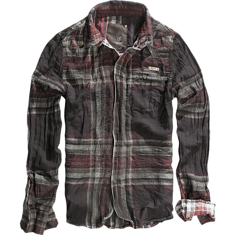 Košile Wireshirt Raven, Brandit