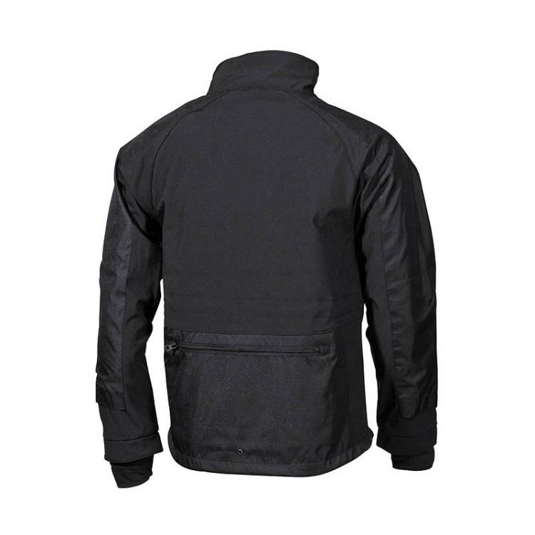 Softshellová bunda Protect, černá - Softshellová bunda Protect, černá