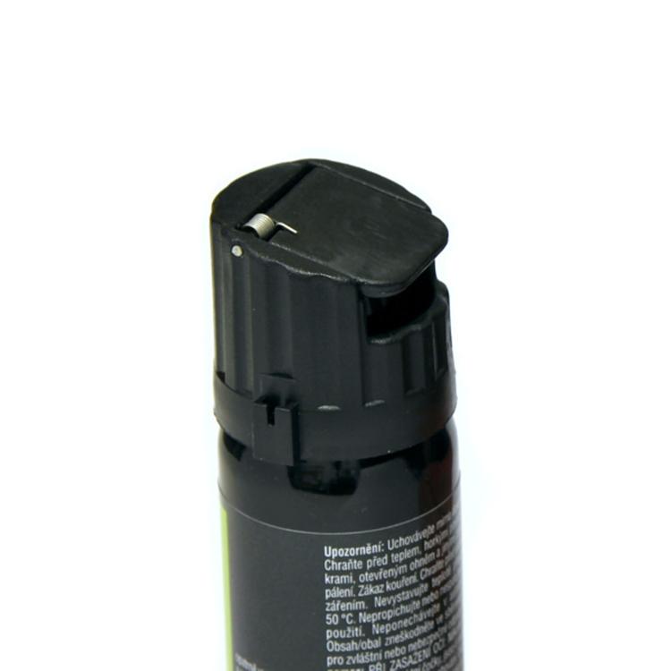 Pěnový pepřový sprej STOPER 2, 50ml, A1 Security