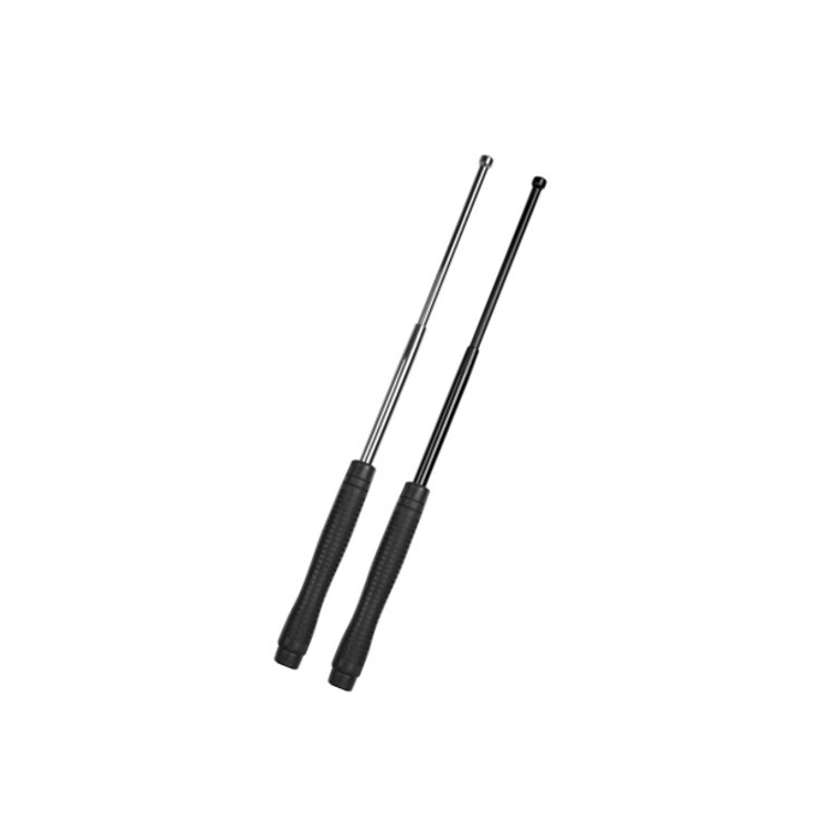 Teleskopický obušek ESP kalený, černá ergonomická rukojeť - Teleskopický obušek ESP kalený, černá ergonomická rukojeť