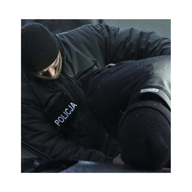 Zimní bunda Husky Tactical, Helikon - Zimní bunda Helikon Husky Tactical
