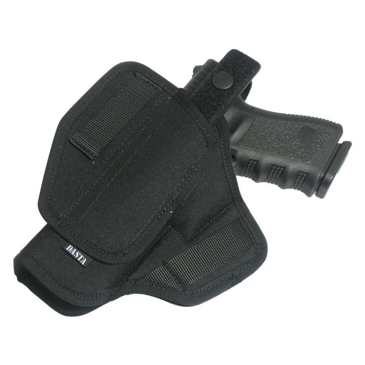 Opaskové pouzdro tvarované pro pistole velikosti CZ 75 SP 01, Dasta 631A-1