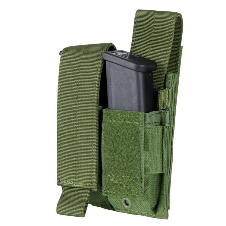 MOLLE sumka na 2 pistolové zásobníky, Condor - MOLLE sumka na 2 pistolové zásobníky, Condor