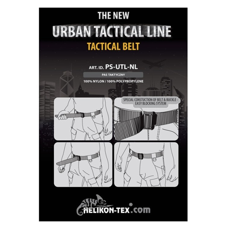 Opasek Urban Tactical, Helikon