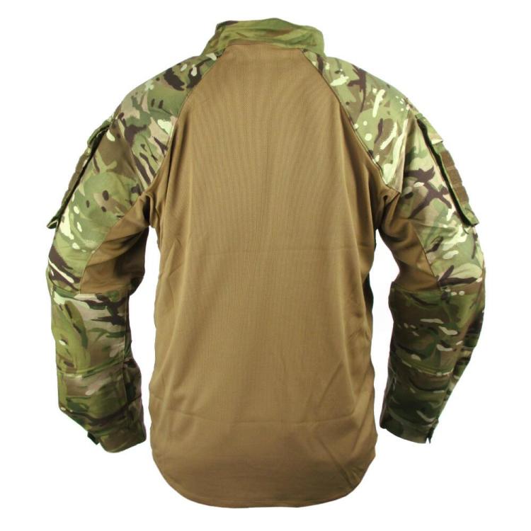 Originální britská košile UBACS pod vestu MTP, použitá - Originální britská košile UBACS pod vestu MTP, použitá