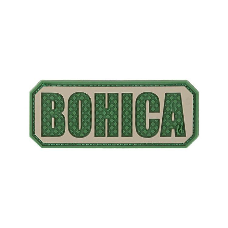 PVC nášivka BOHICA, Maxpedition