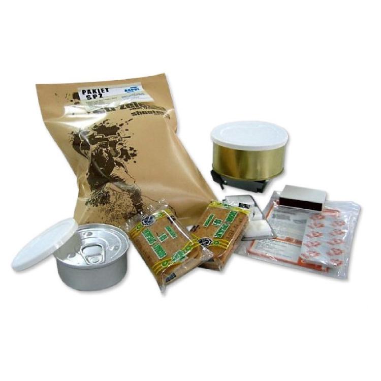 Potravinová dávka pro střelce MRE, SPZ, Arpol