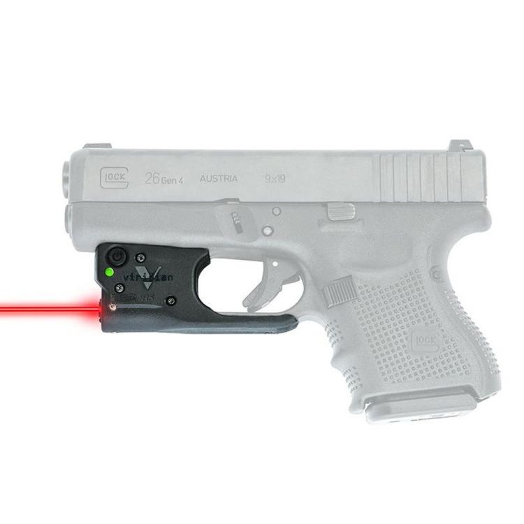 Viridian Reactor 5 taktický laser pro pistole Glock s pouzdrem