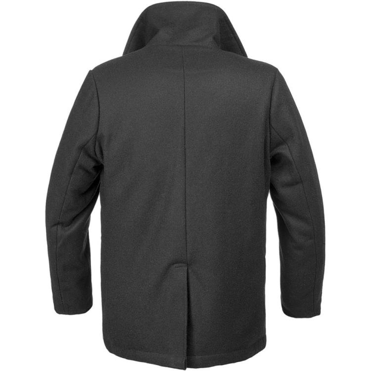 Pánský kabát Pea Coat, Brandit - Pánský kabát Brandit Pea Coat