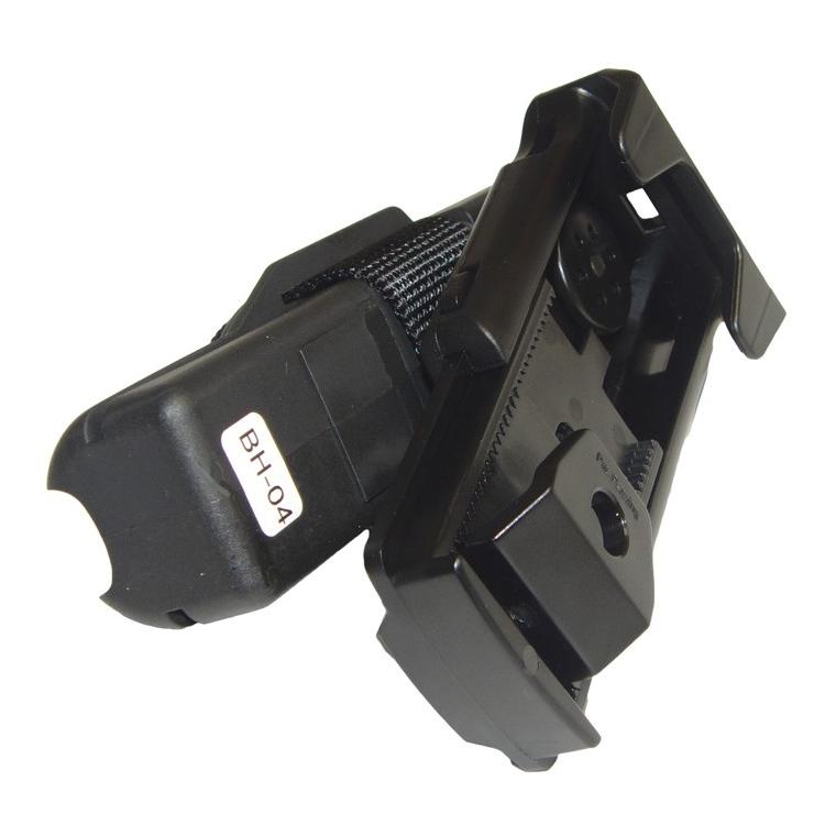 Rotační plastové pouzdro pro teleskopický obušek, krátké - Rotační plastové pouzdro pro teleskopický obušek, krátké
