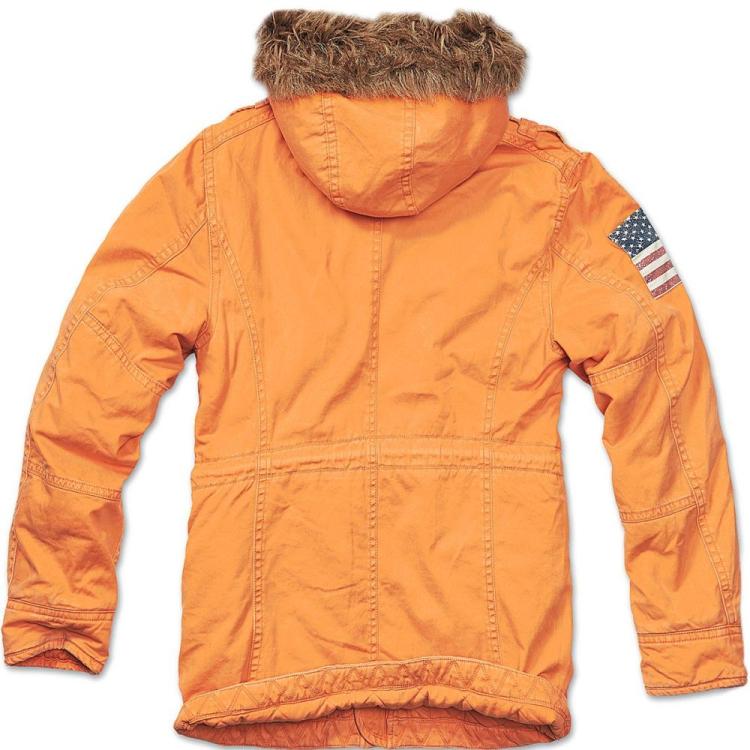 Pánská bunda Brandit Vintage Explorer Stars & Stripes - Pánská bunda Brandit Vintage Explorer Stars & Stripes
