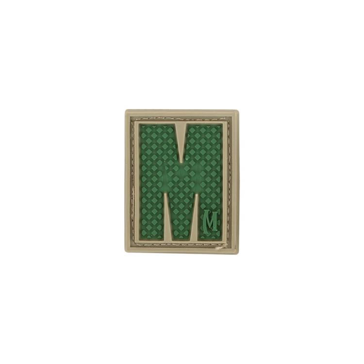 Nášivka Maxpedition Letter M