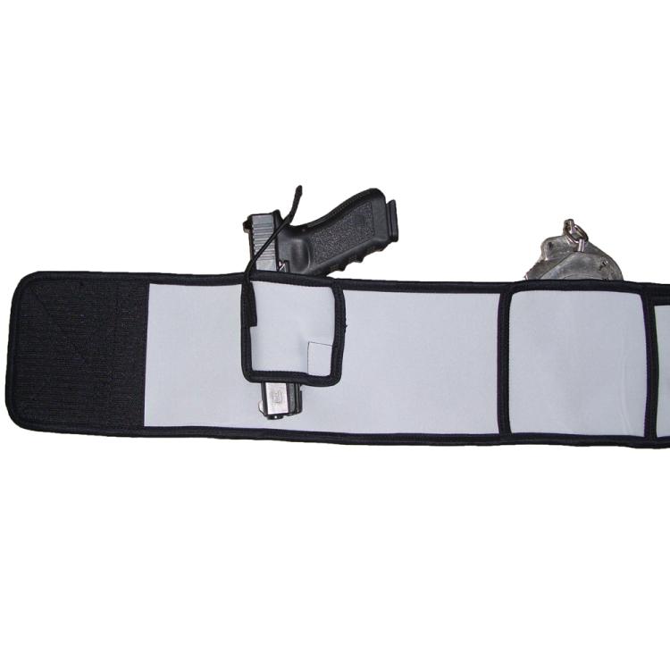 Tělový opasek na zbraň a 2 zásobníky, 15 cm, SPM Liberec