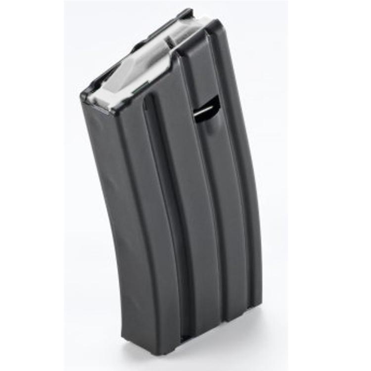 Zásobník E-Lander AR15, 6,5/6,8mm, podavač 3 generace